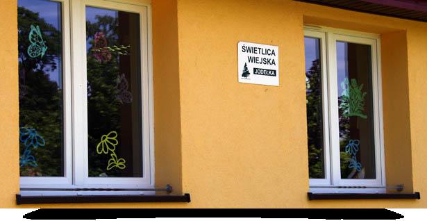 Perfect Green wspiera świetlicę wiejską we wsi Słonino